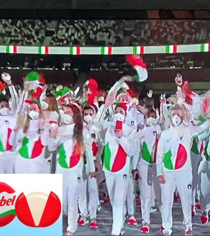 team italia tokyo 2020