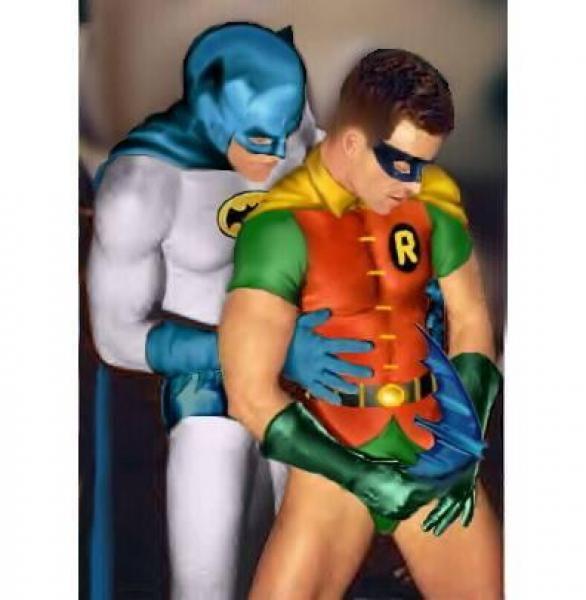Robin Is Gay 29