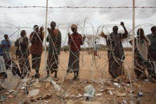 campo rifugiati africa