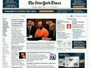 LA CONDANNA DI BERLUSCONI THE NEW YORK TIMES