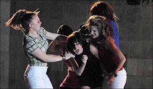 gang di ragazze