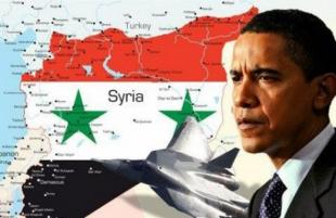 obama siria