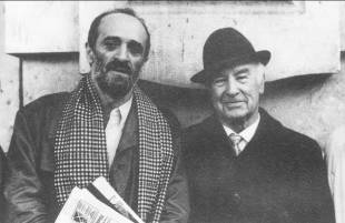 MARCELLO BARAGHINI E HOFMAN