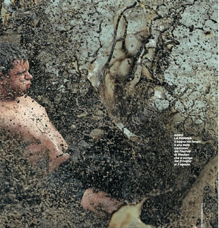 Wacken bagno di fango - WAKEN ROCK BESTIALE