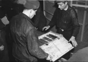 l oro dei nazisti trovato nelle miniere polacche