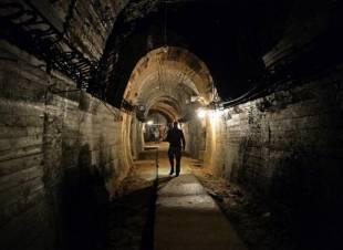 le gallerie dove e stato nascosto il treno con l oro nazista