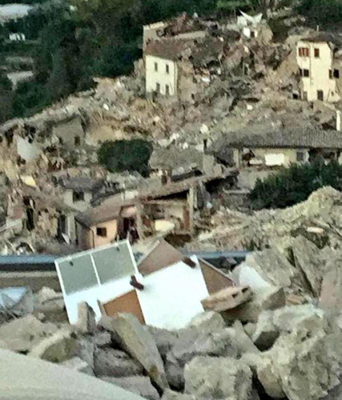 Terremoto scossa sisma sismografo dago fotogallery for Magri arreda pescara