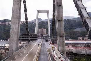 crollo ponte morandi genova foto lapresse 3