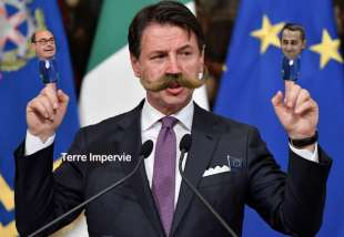 GOVERNO CONTE BIS BY TERRE IMPERVIE