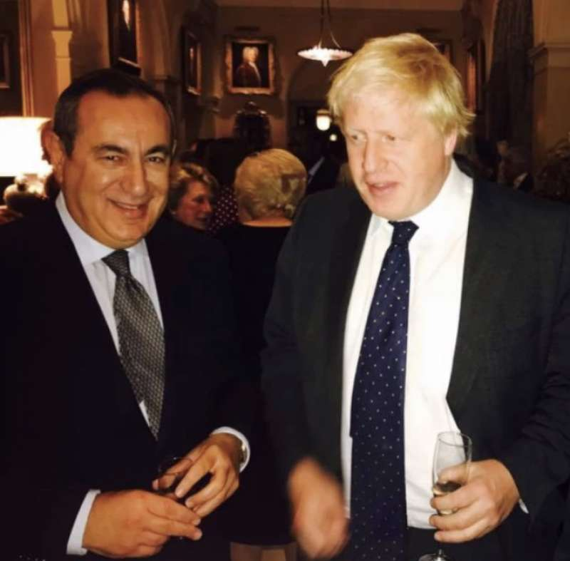 JOSEPH MIFSUD BORIS JOHNSON