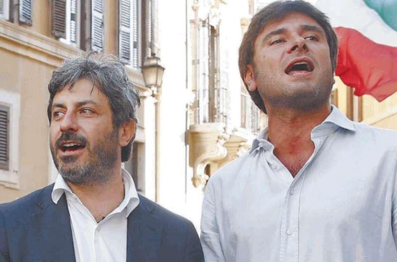 ROBERTO FICO ALESSANDRO DI BATTISTA
