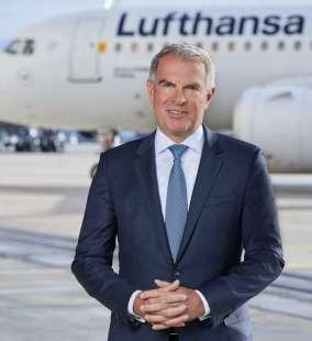 CARSTEN SPOHR - CEO LUFTHANSA