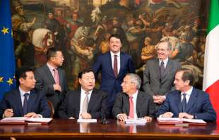 CDP-Reti State grid: Bassanini firma Renzi gioisce