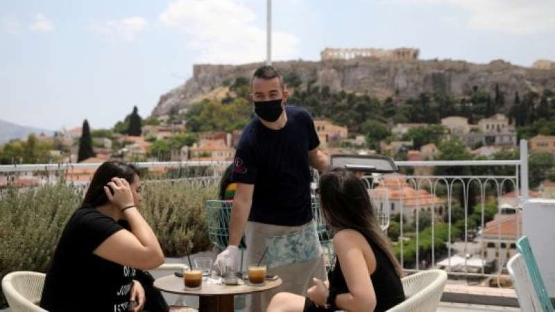 coronavirus grecia