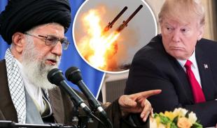 khamenei vs trump
