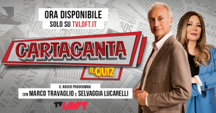 MARCO TRAVAGLIO SELVAGGIA LUCARELLI CARTACANTA 1