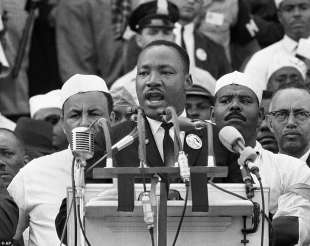 martin luther king i have a dream marcia a washington