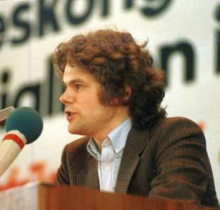 olaf scholz nel 1984