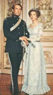principessa anna e mark phillips