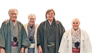 adriano panatta samurai