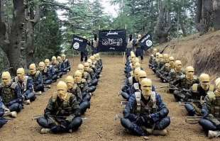 isis k la branca afgana dello stato islamico