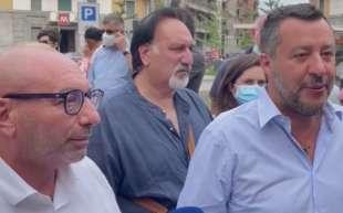 LUCA BERNARDO E MATTEO SALVINI