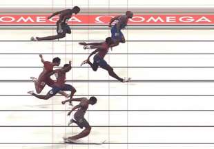marcell jacobs al fotofinish