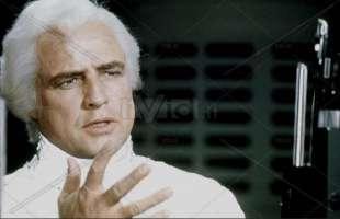 marlon brando in superman (1978)