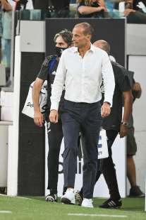 massimiliano allegri juventus atalanta amichevole pre campionato 1