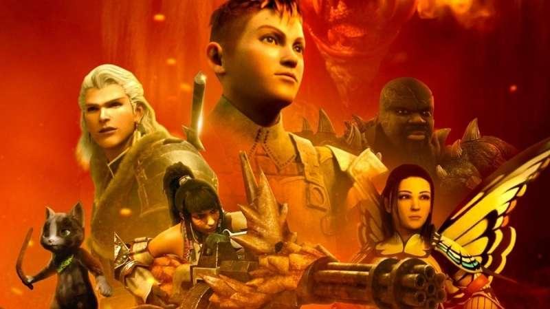 monster hunter legends of the guild 11