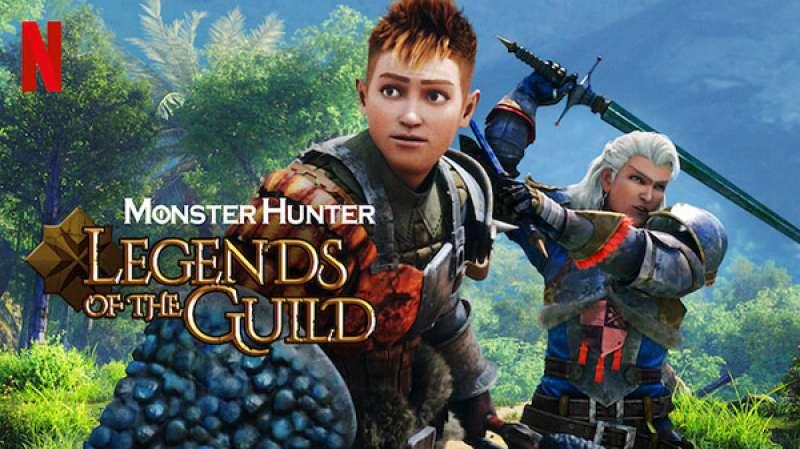 monster hunter legends of the guild 8