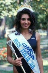 nadia bengala miss italia 88
