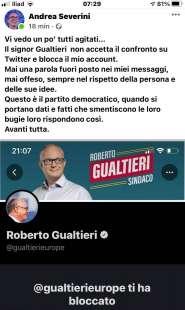 Post Andrea Severini