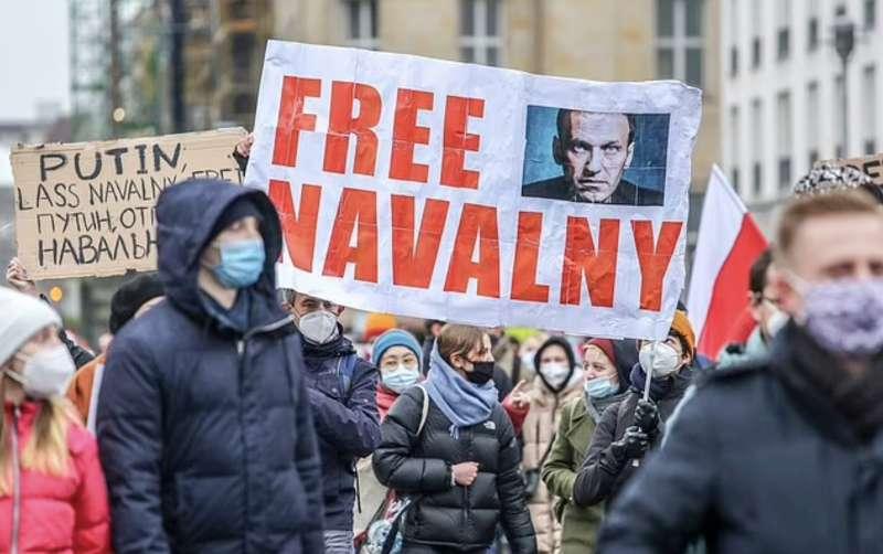 proteste pro navalny in russia