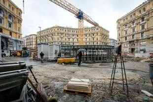 Stazione Duomo di Napoli 5