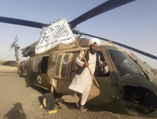 talebani con armi usa 5