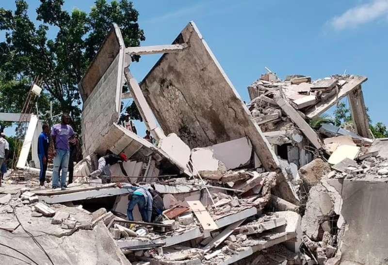 terremoto haiti 7