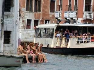 turisti cafoni a venezia 3