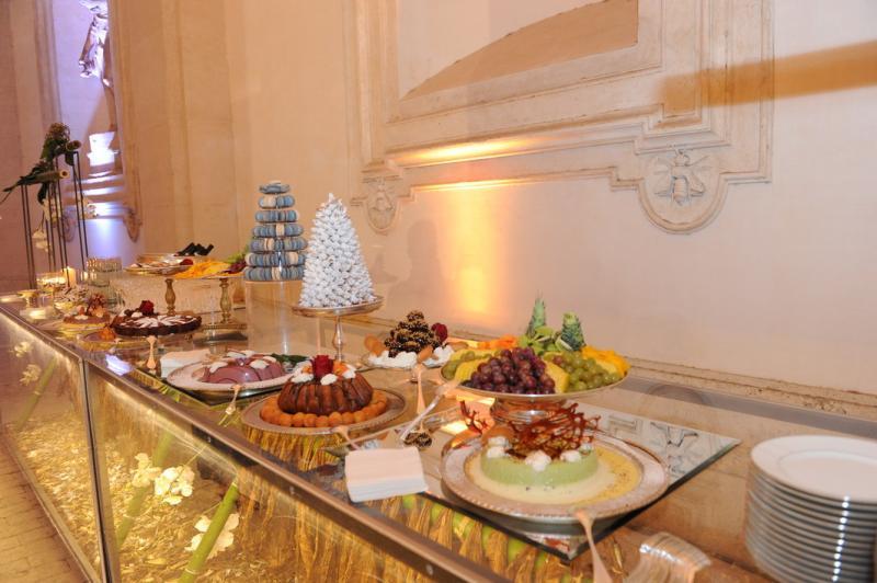 Buffet Di Dolci E Frutta : Ricette per matrimoni buffet di eleganza e prelibatezze