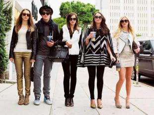 IL CAST DI THE BLING RING