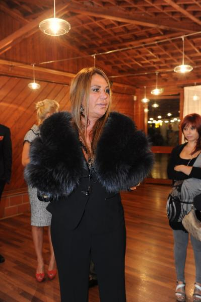 huge discount f241f 64e8f Indossano le pellicce della sfilata - dago fotogallery