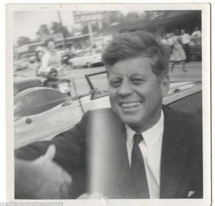 JOHN F KENNEDY A DALLAS