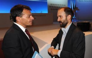 Stefano Fassina e Matteo Orfini