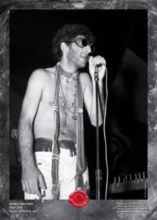 battiato al piper nel 1972