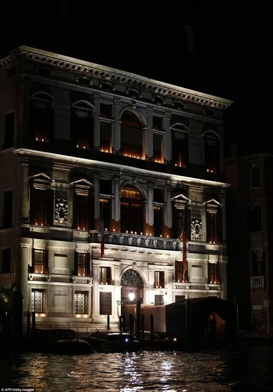 Matrimonio In Venezia : Clooney matrimonio a venezia