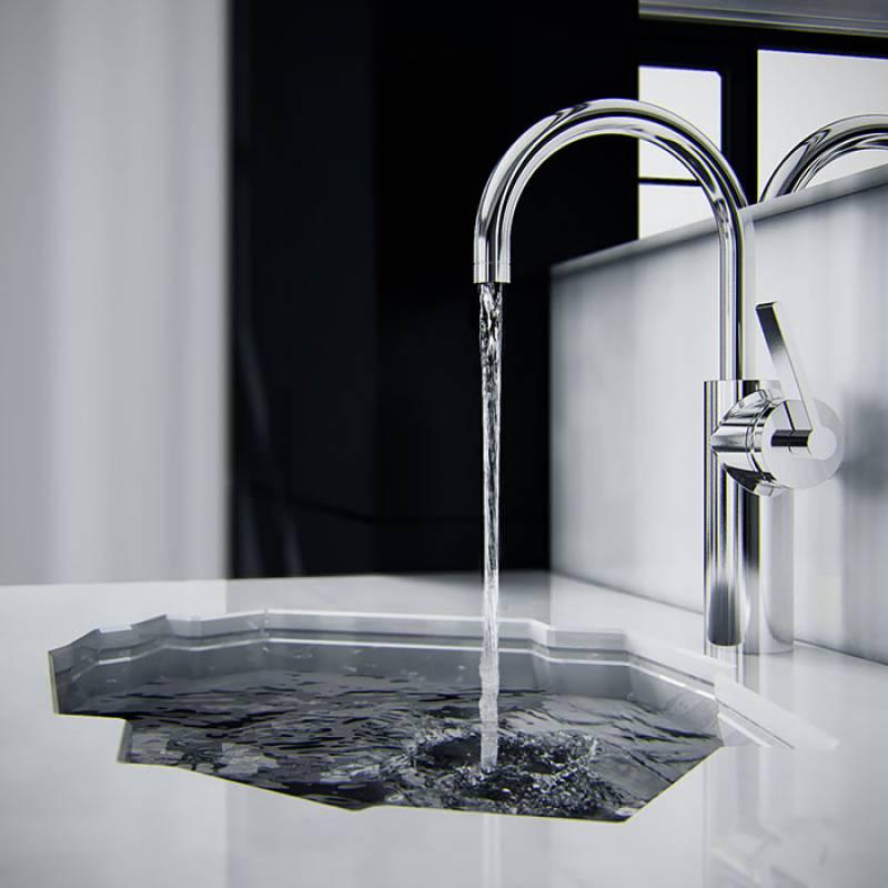 brillanti idee per il design del vostro bagno  media e tv, Disegni interni