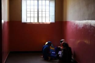 donne afgane in prigione