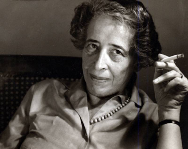 The business of thinking ... undoes ever by Hannah Arendt ... Stephen Hawking
