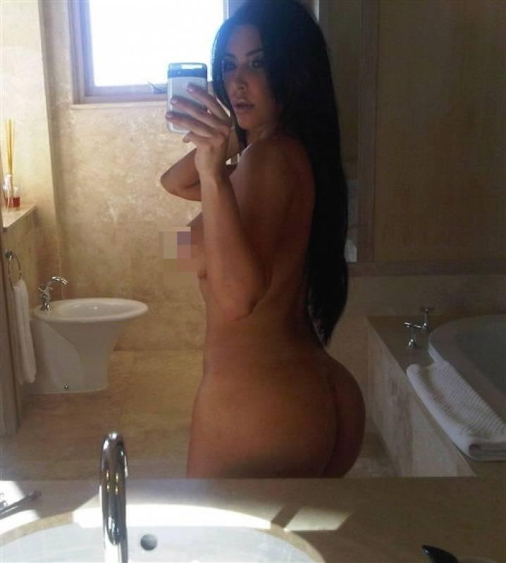 Kim kardashian selfie apologise
