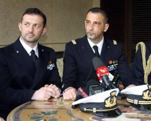 salvatore girone Massimiliano Latorre
